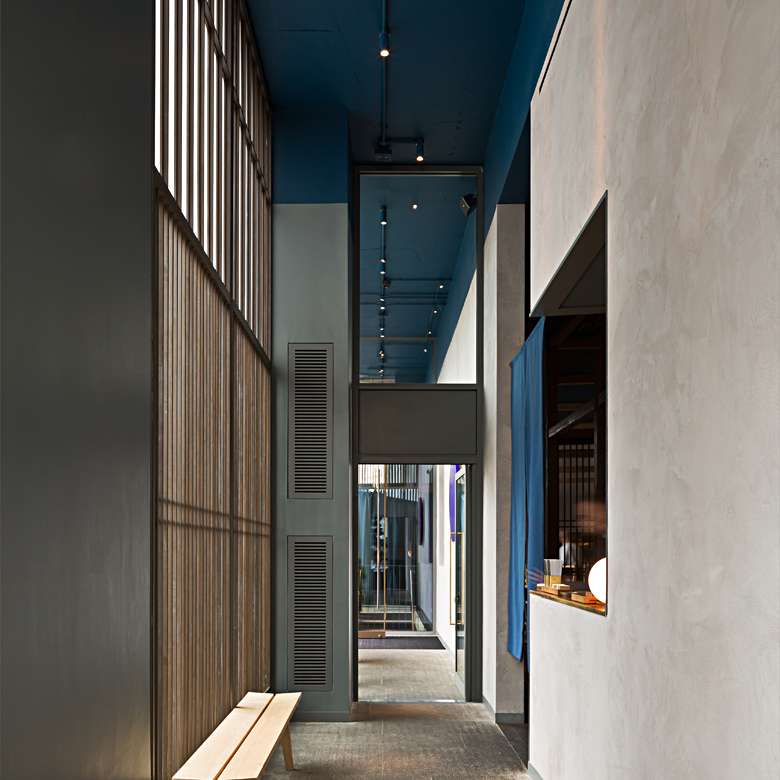Japanese wabi-sabi principles embodied by Clayworks clay plaster wall finishes