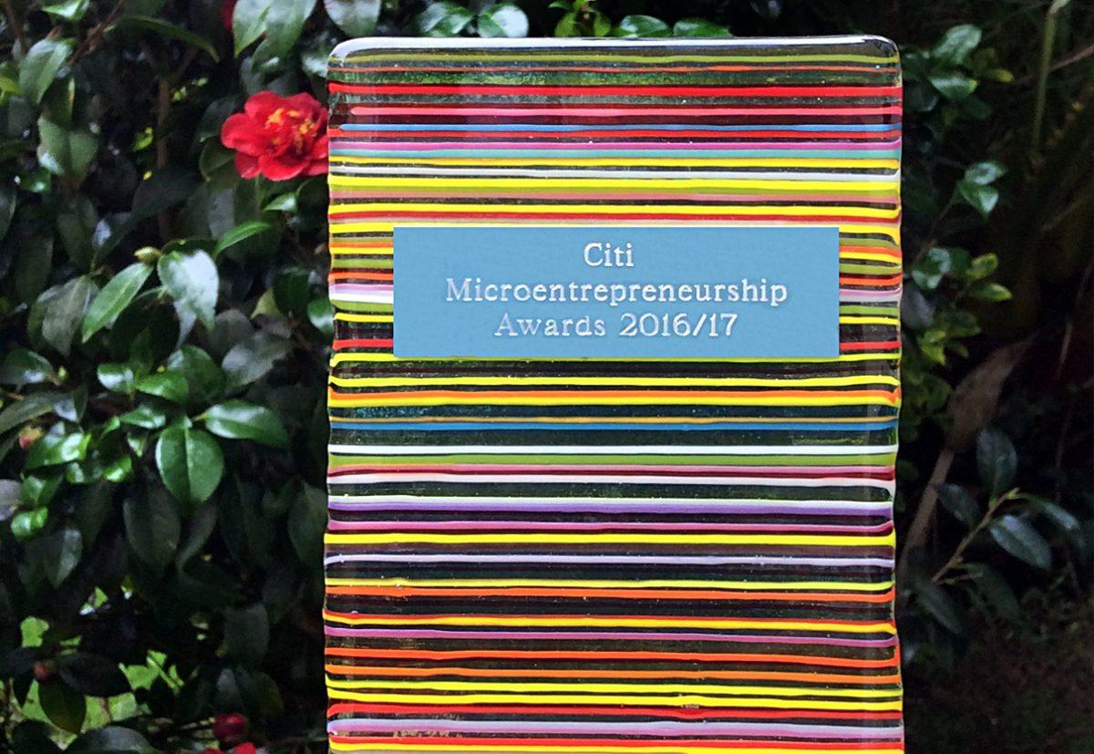 Clayworks wins Citi Micro Entrepreneurship Awards