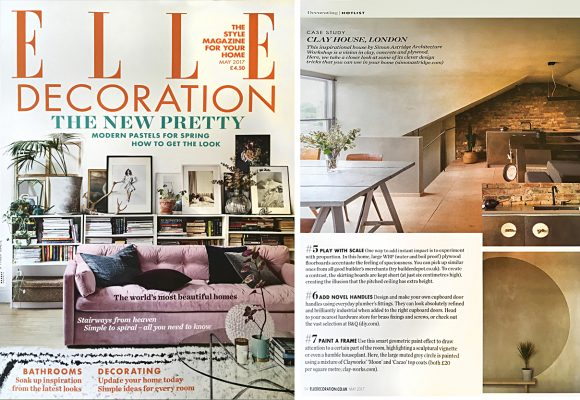 Elle Decoration Feature May 2017